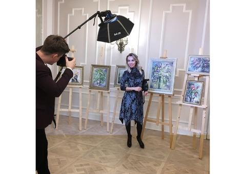 Студия художника Яны Иванчиной/ Картины