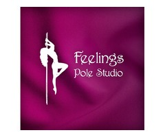 Feelings Pole Studio-Студия танца на пилоне.