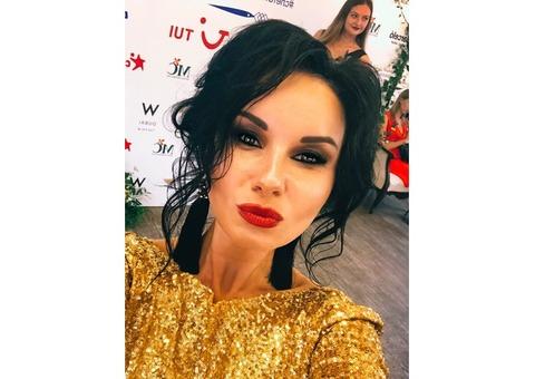 Модель. Фотомодель Екатерина Хара г. Тамбов Самые красивые девушки России.