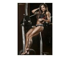 Фитнес-модель. Модель Анастасия Айкина Фитоняшки. Фитнес бикини. Бодифитнес.