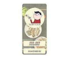 Доставка еды в Сыктывкаре. Суши. Роллы. Боксы Воки. Японская кухня. Заказ еды