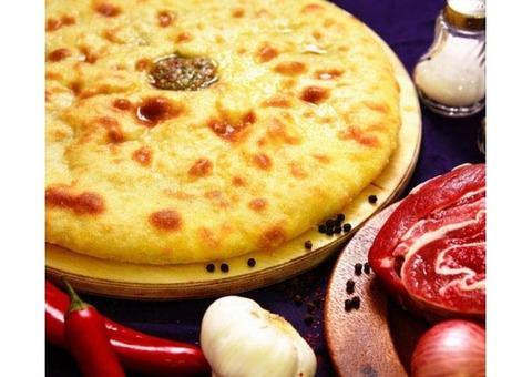 Доставка еды. Пицца, суши, пироги. Доставка суши, осетинских порогов и пиццы с 50% СКИДКОЙ.