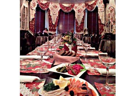 Английский дворик. Ресторан в Тюмени