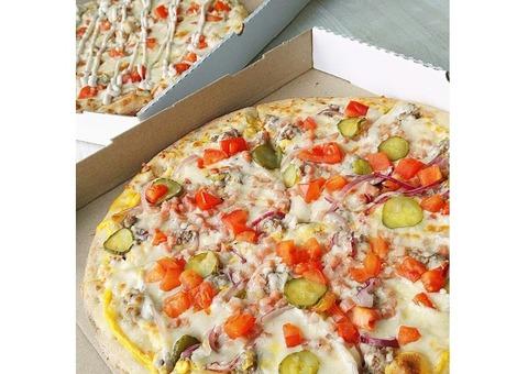 Суши. Пицца. Пироги. Доставка еды в Тюмени