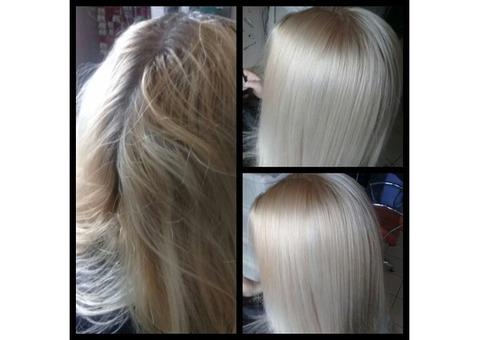 Причёски. Парикмахерская. Стрижка волос. Маникюр. Парикмахерская Улыбка.