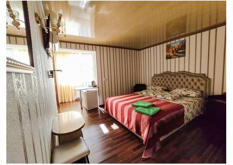 Номера под ключ! Чисто, уютно, красиво!!! Феодосия. Крым. Гостиницы. Отдых на море.
