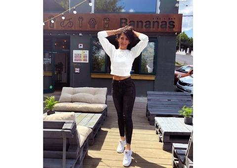 Фитнес-модель, модель Ирина Аметист Фитнес-модели, модели, фотомодели Курск