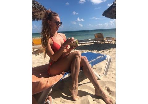 Галина Масловская Фитнес-Модель, фотомодель, модель. Фитнес бикини Санкт-Петербург