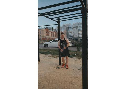 Фитнес-тренер онлайн. Нутрициолог. Массажист в Челябинске. Артур Рахимов
