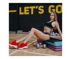 Занятия фитнесом в Кирове. Лучшие программы тренировок и питания.