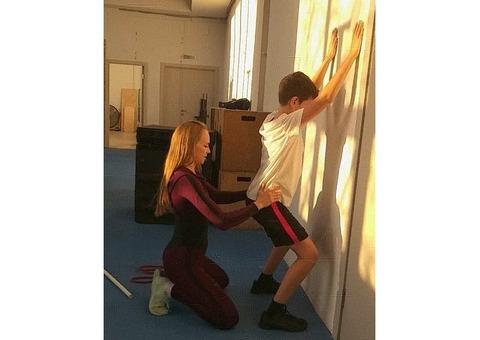 Персональный тренер: кроссфит, стретчинг, похудение в Самаре. Алёна Сенькина