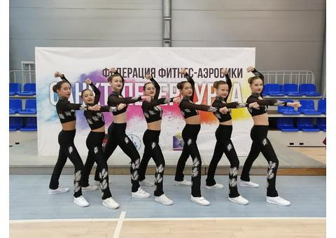 Фитнес-Аэробика в Сыктывкаре. Детские группы по фитнес-аэробике. Тренер по фитнес-аэробике.