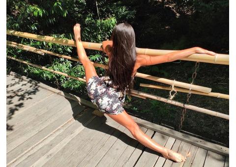 Фитоняшки. Спортивные девушки. Анастасия Пекина фитнес-модель, фотомодель, модель Челябинск, Копейск
