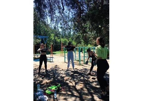 Фитнес в Челябинске. Персональные тренировки.  Составление программ питания и тренировок