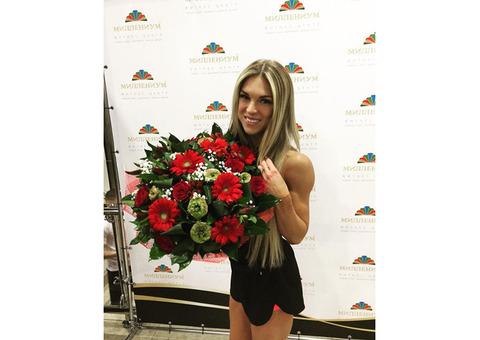 Чемпионка мира по Атлетическому фитнесу Анастасия Максимова. Фитнес-Модель. Модель.