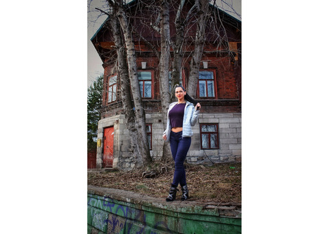 Самые красивые спортсменки России. Екатерина Колесникова Фитнес-Модель, фотомодель, фитнес-тренер.